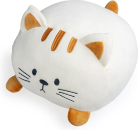 Balvi kussen kat Kitty Wit