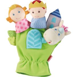 Haba Poppenkastpop Sprookje Prins & Prinses
