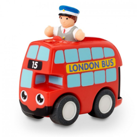 WoW Toys - Red Bus Basil