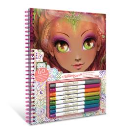 Kleurboek - Hazelia