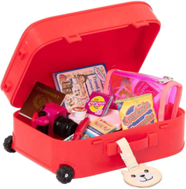Our Generation - Well Traveled Luggage Set-rood
