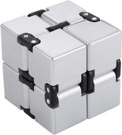 Fidget toy - Infinity Cube Zilver