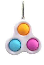 Fidget toy -  Simpl Dimpl (3 kleuren)