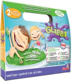 GLIBBI -  Gekleurd Badwater Groen