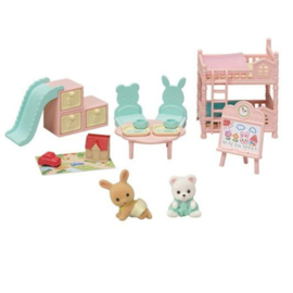 Sylvanian Families - Speelkamer met baby's