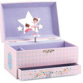 Djeco  - Muziekdoosje - Ballerina