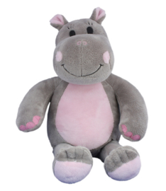 """HAPPY"" THE HIPPO"