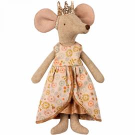 Knuffelmuis - Koningin - 15cm