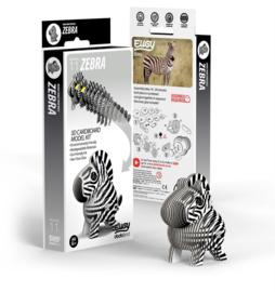 Eugy 3D - Zebra