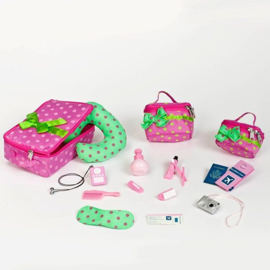 Our Generation - Luggage and Travel Set