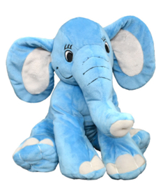 """ELMER"" THE BLUE ELEPHANT"