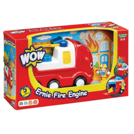 WoW Toys - Ernie Fire Engine - Brandweerauto