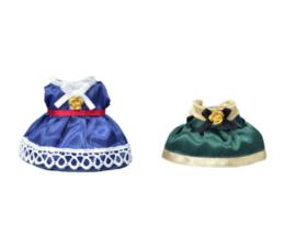Sylvanian families - Verkleedset gala (blauw & groen)