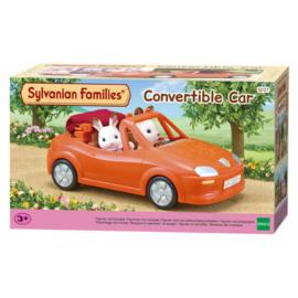 Sylvanian cabriolet auto