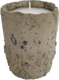 Kaars In Pot Bruce 15,5 X 12 Cm