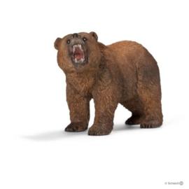 Schleich - Grizzlybeer mannelijk