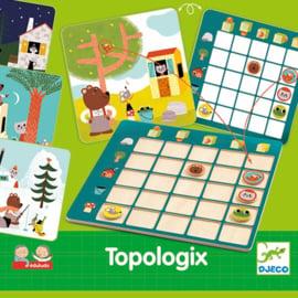 Djeco - Puzzel - Topologix