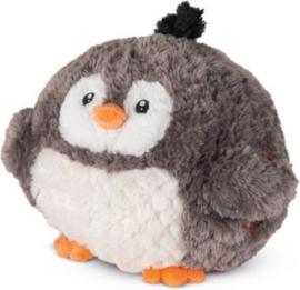 Cozy Noxxiez Handwarmer/knuffel - Pinguïn