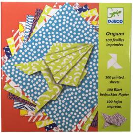 Djeco - Origami blaadjes