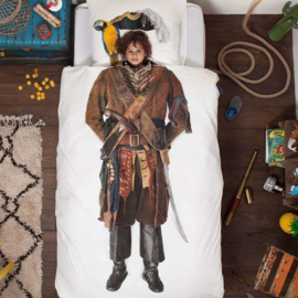 Snurk Dekbedovertrek - Piraat