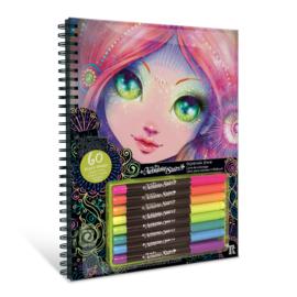 Kleurboek - Coralia
