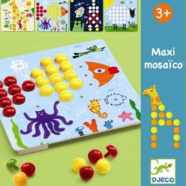 Djeco - Mozaiëkspel - Maxi Mosaico