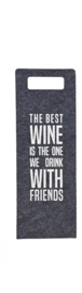 Wijnzak - The best wine is the one we drink with friends