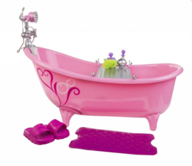 Owl Be Relaxing Bathtub Set roze