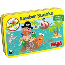 Haba - Kapitein Sudoku