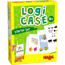 Haba - LogiCASE Startersset 5+