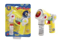 Bellenblaas - Bubbel Pistool - 29 Cm - Geel