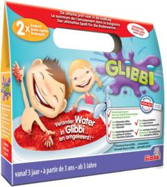 GLIBBI - Gekleurd Badwater Rood