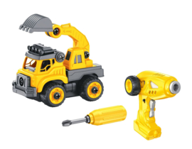 Buki - Construction Truck RC