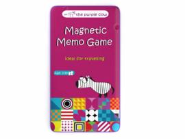 Purple Cow - Memo spel Magnetisch