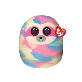 Fidget toy - Squishmallow -  Ty Squish a Boo - Cooper The Sloth - 20 cm