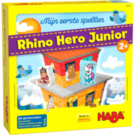 Haba - Rhino Hero Junior