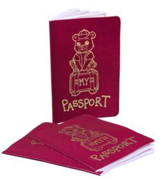 """""""MY PASSPORT"""""""