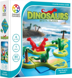 SMARTGAMES - Dinosaurs Mystic Islands
