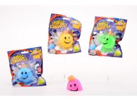 Fidget toy -  Funtoy splat ball gloeilamp (Per stuk)