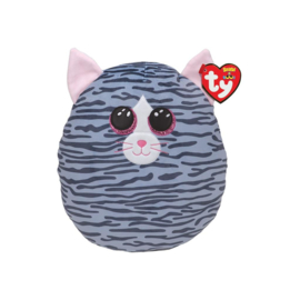 Fidget toy - Squishmallow -  Ty Squish a Boo - Kiki The Cat - 20 cm