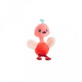 Lilliputiens -  Minifiguur flamingo - Anaïs