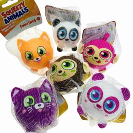 Fidget toy - Squeezy Funny Animals (Per stuk)