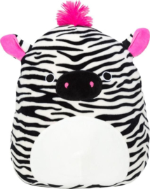 Fidget toy - Squishmallows - Tracey (Zebra) - 19 cm