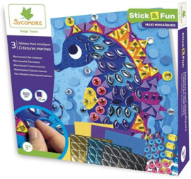 Au Sycomore - Stick'n Fun - Zeewezens