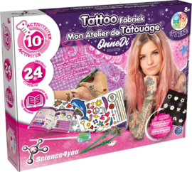 SCIENCE 4 YOU - OnneDi Tattoo Fabriek