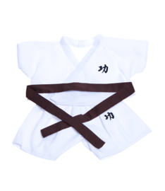 KARATE W/5 COLOR BELTS