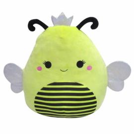 Fidget toy - Squishmallows - Sunny (Queen Bee) - 19 cm