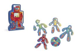 Scratch - Puzzel Spel - Robobuilder