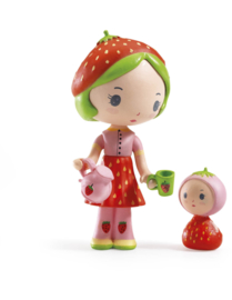 Tinyly - Berry & Lila