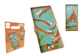 Scratch -  Magnetische Puzzel Run Dino